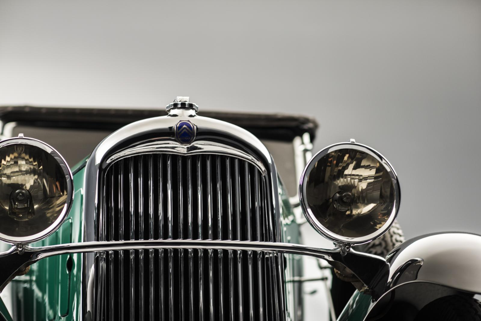 C4G Roadster - grille