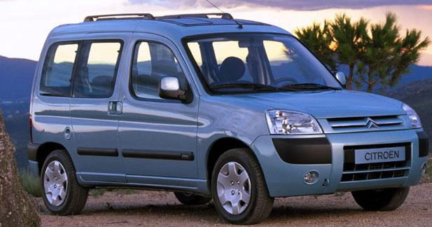 Berlingo Multispace 2002