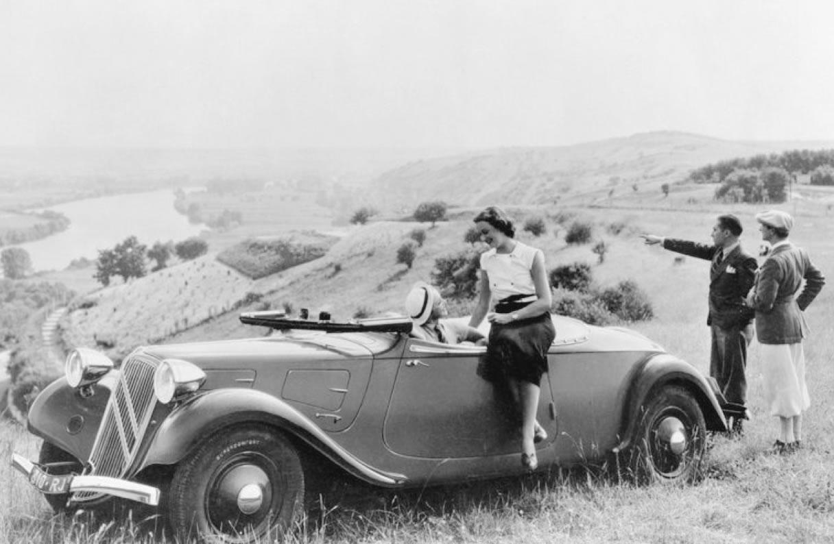 Traction 11B Cabriolet 1935