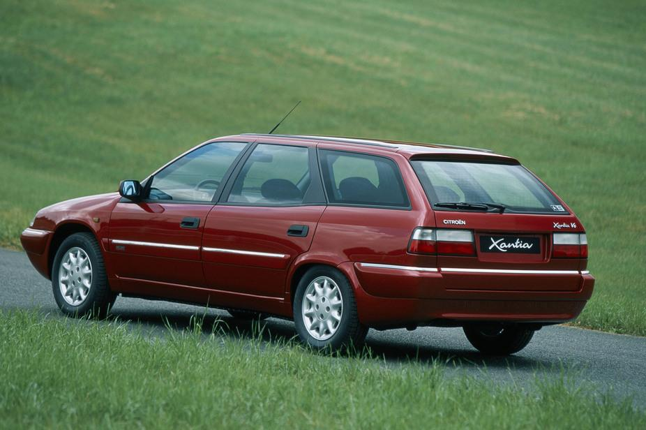 Xantia Break V6 Exclusive 1998